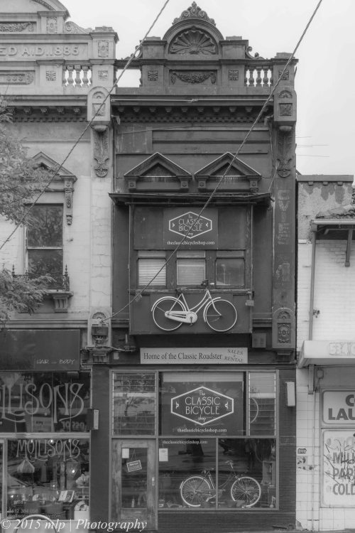 Bike Shop, St Kilda, Victoria