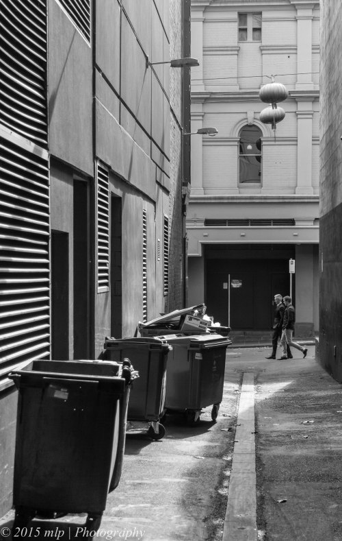 Chinatown BW, Melbourne CBD, 27 April 2015