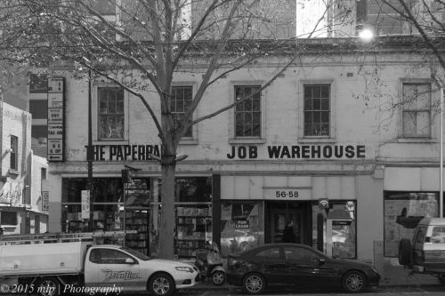Job Warehouse, Bourke St, Melbourne CBD