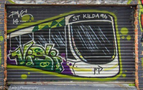 St Kilda Art, St Kilda, Victoria 26 April, 2015