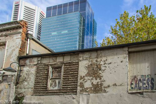 Urban Decay, Melbourne CBD, 27 April 2015