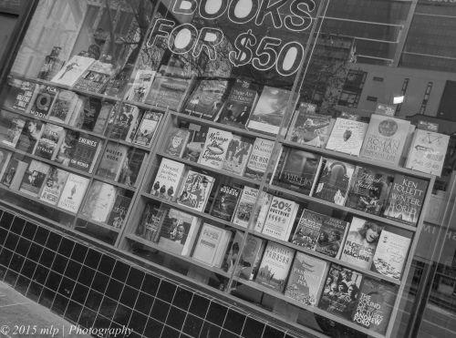 Melb CBD Bookstore