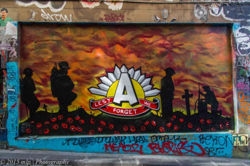 Hosier Lane XI, Melbourne CBD, 18 May 2015
