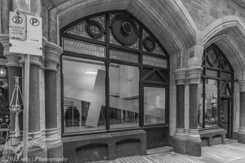 Shopfront, Flinders Lane
