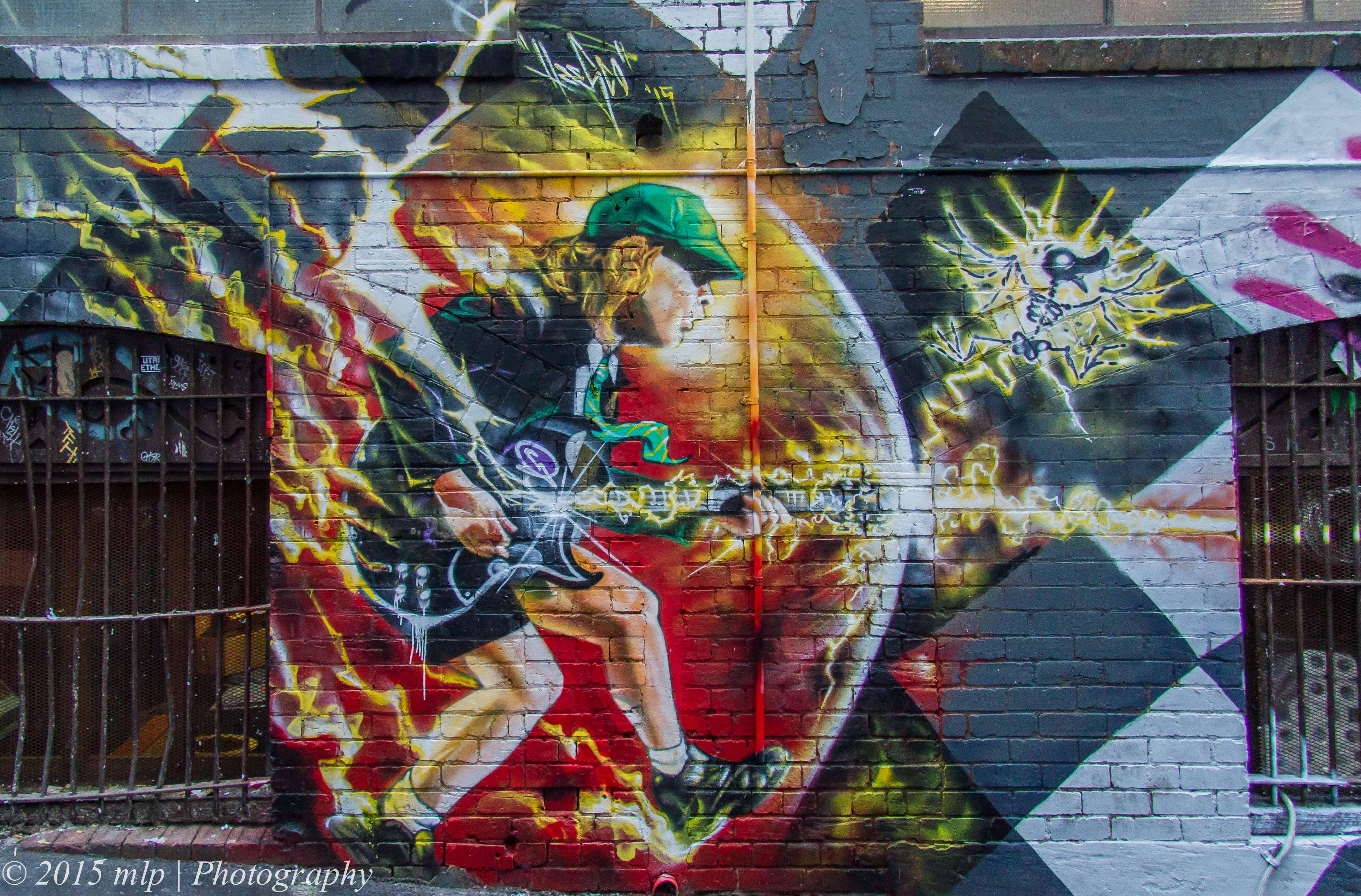 Ac Dc Art : Acdc lane art and music the gap year beyond