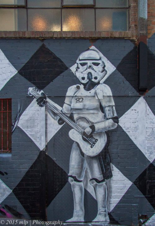 Street Art, ACDC Lane,