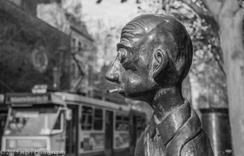 Swanton St Statue