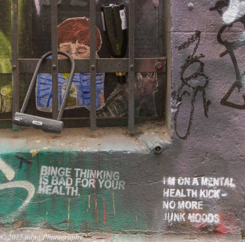 Protest and Statement Art, Hosier Lane