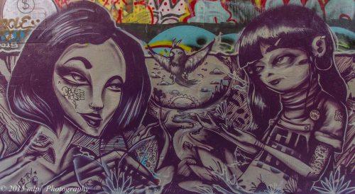 Street Art, Union Lane