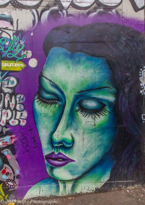 Street Art, ACDC Lane