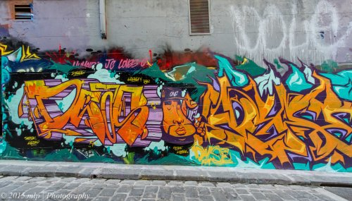 Street Art, Hosier Lane