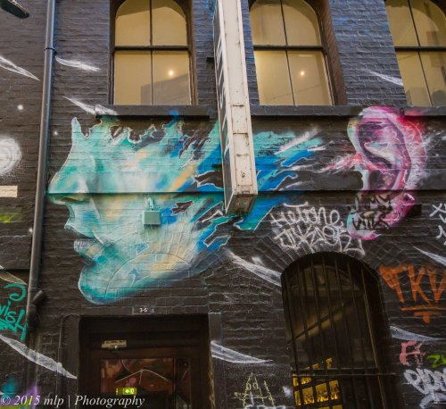 Street Art, Hosier Lane