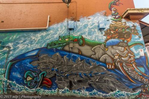 Drewery Lane, Melbourne CBD