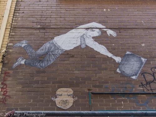 Sniders Lane, Melbourne CBD