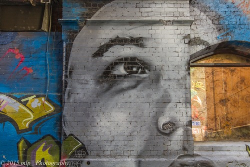 Sniders Lane, Melbourne CBD