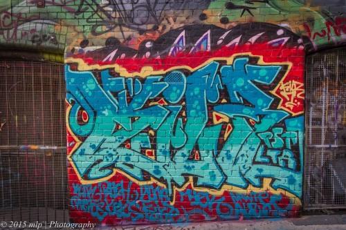 Hosier Lane Street Art , Melbourne CBD