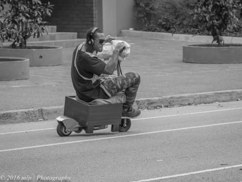Groovy Scooter, Elwood, Victoria