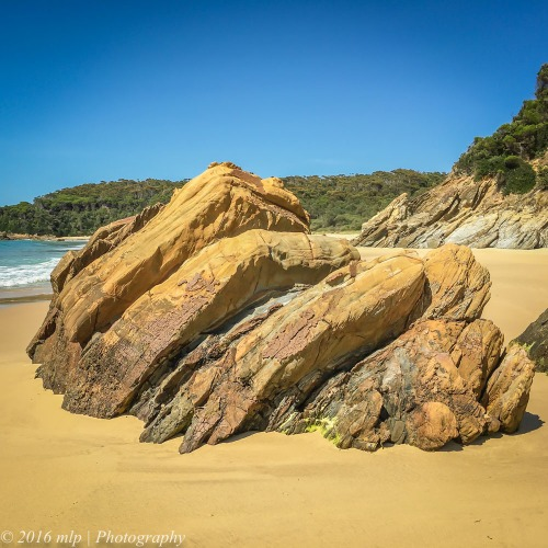 Secret Beach, Mallacoota, Victoria