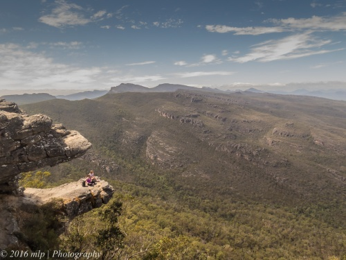 The Balconies, Grampians National Park, Victoria