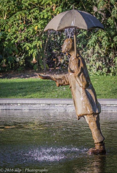 Rain Man, St Kilda Botanic Gardens