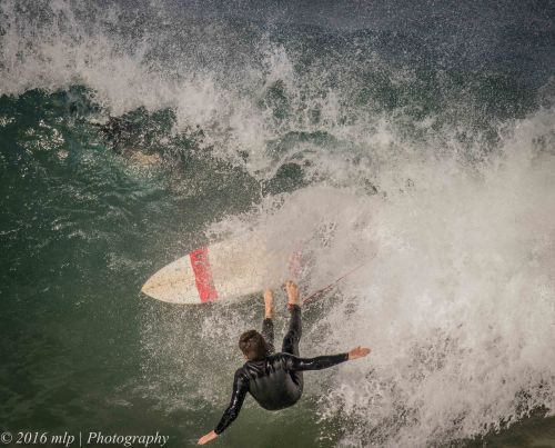 Wipeout, Point Addis, Great Ocean Road, Victoria
