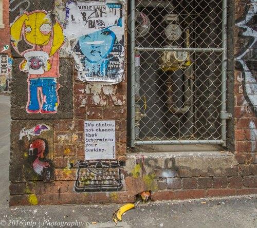 Destiny, Wrdsmth, Melbourne CBD