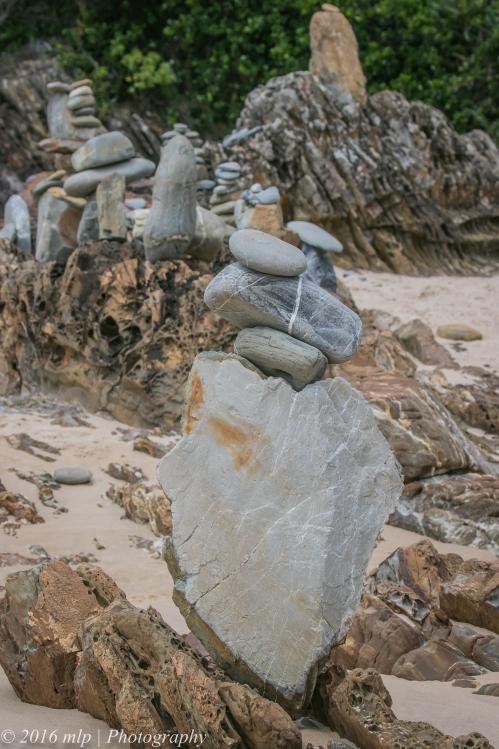 Rock Art of Shipwreck Creek, Mallacoota, 18 Dec 2016