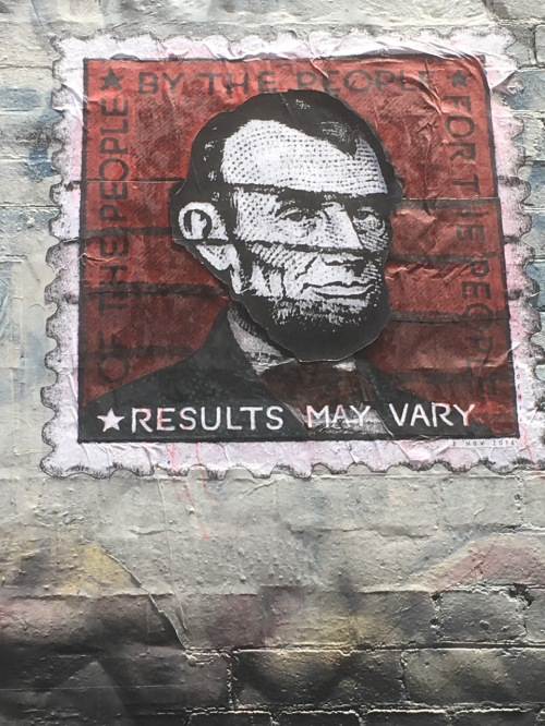 Melbourne Street Art Dec 2016