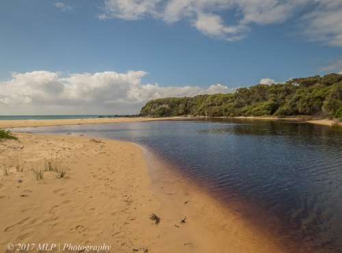 Shipwreck Creek, Mallacoota, Vic, 18 Dec 2016