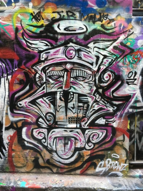 Melbourne Street Art - January 2017