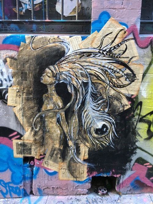 Melbourne Street Art - March 2017