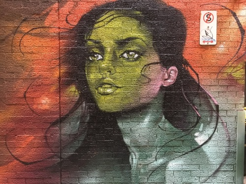 Melbourne Street Art - May 2017